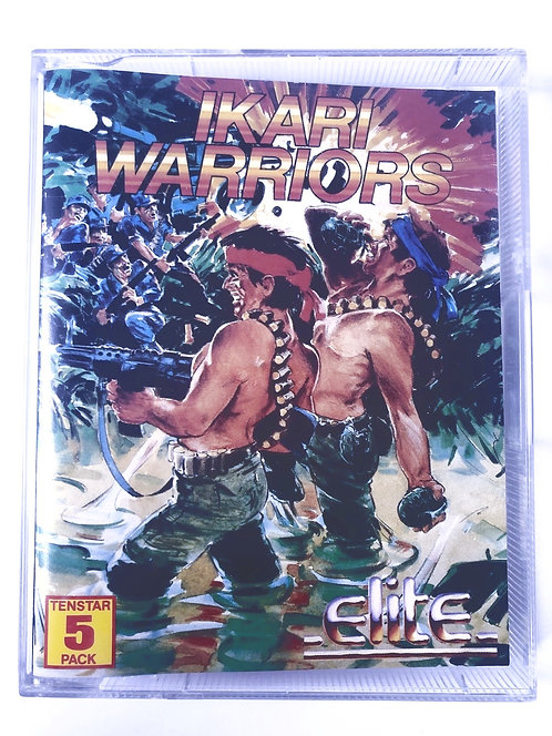 Ikari Warriors (Amiga)
