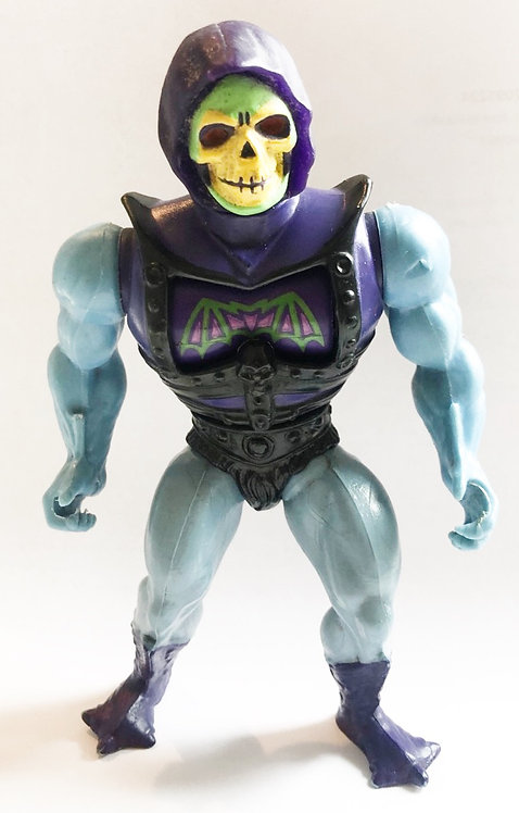 He-Man And The Masters Of The Universe Battle Armour Skeletor (Broken Action)