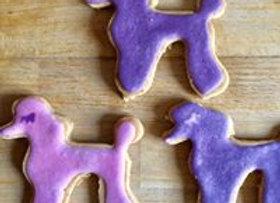"""""""Mini Diva"""", 3 hund godisar - 3 dog cookies"""
