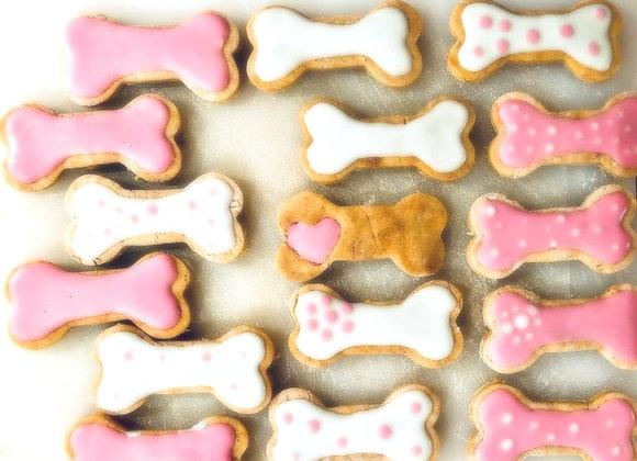 """""""Lilla Freya"""", 10 hund godisar - 10 dog cookies"""