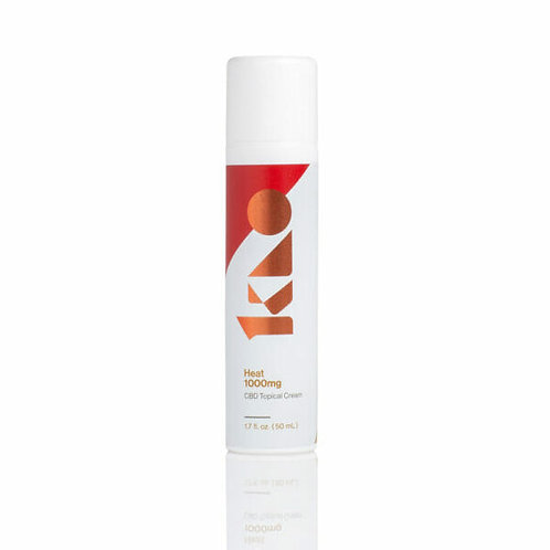 Full Spectrum Heat CBD Cream - 1000mg