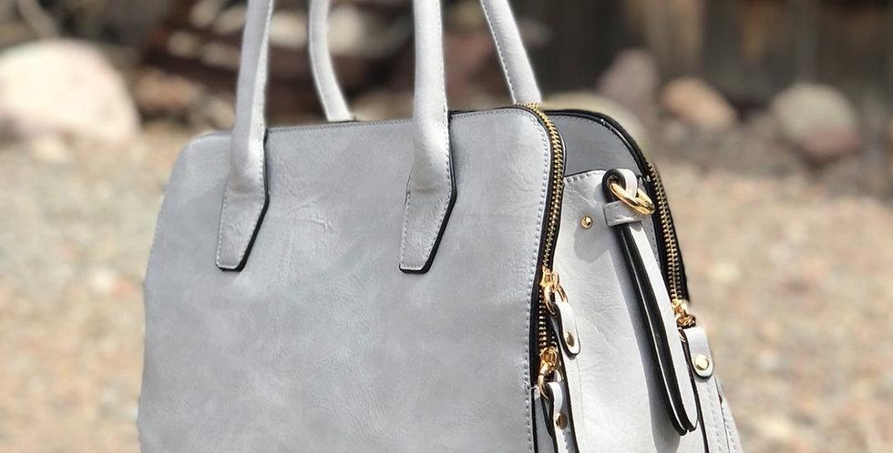 Kelley Handbag - Grey