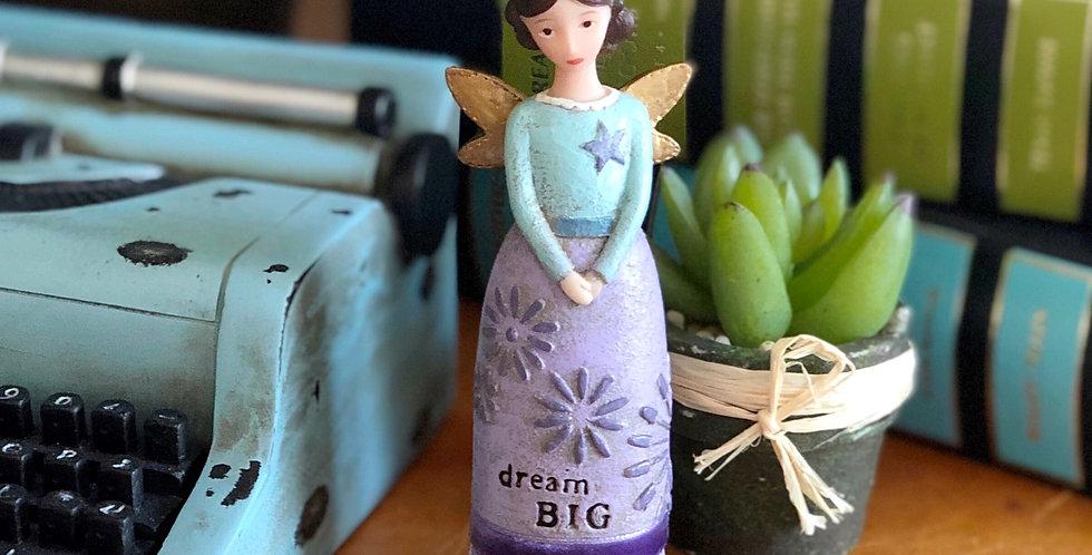 Dream Big Angel Figurine