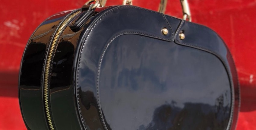 Sammy Doctor Handbag - Black