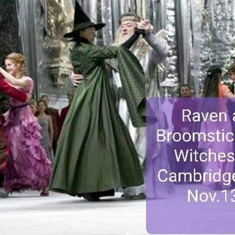 Mystic Faire and Yuletide Witches Ball