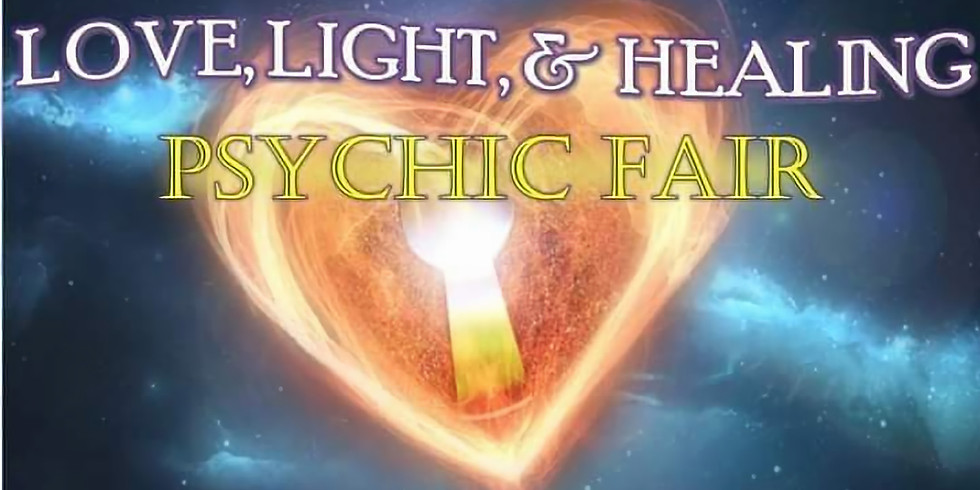 Annual Love, Light, and Healing Expo