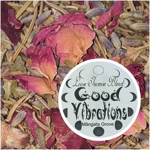 Good Vibrations Incense/Tea