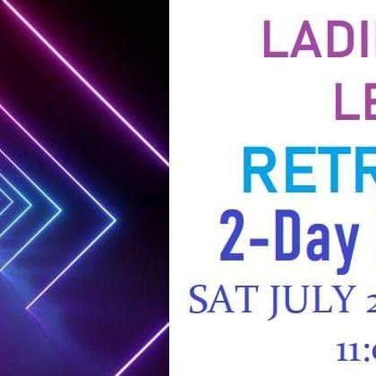 Mystic Faire & Ladies Level Up retreat