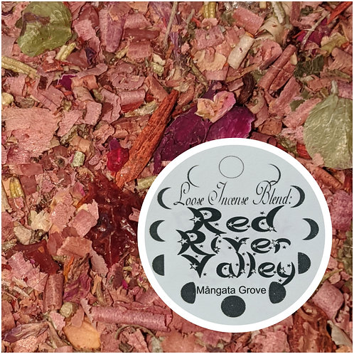Red River Valley Incense