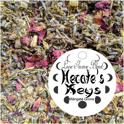 Hecate's Keys Incense