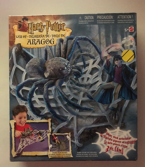 Harry Potter - Web of Aragog Playset