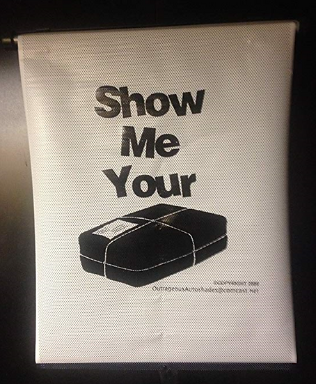 The Outrageous Auto Shade: Show Me Your Package