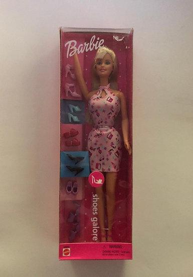 Shoes Galore Barbie