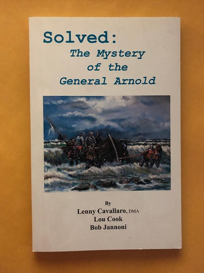 Solved: The Mystery of the General Artnold