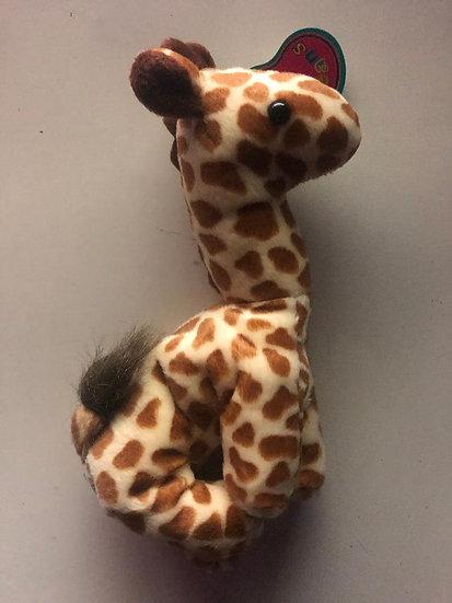 Avon Full O' Beans 1997 Stretch the Giraffe