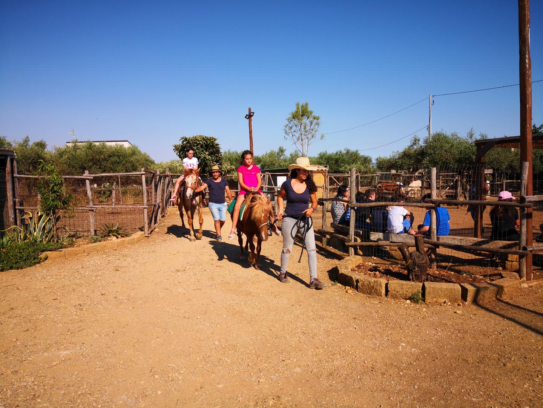 Giro a cavallo