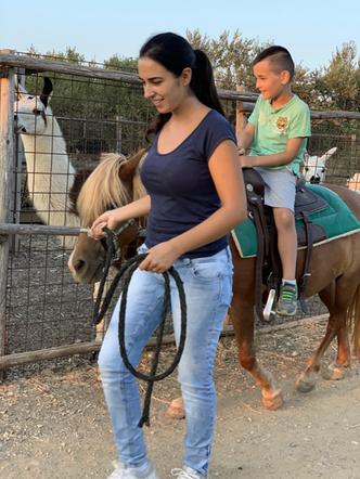 Giro sul Pony