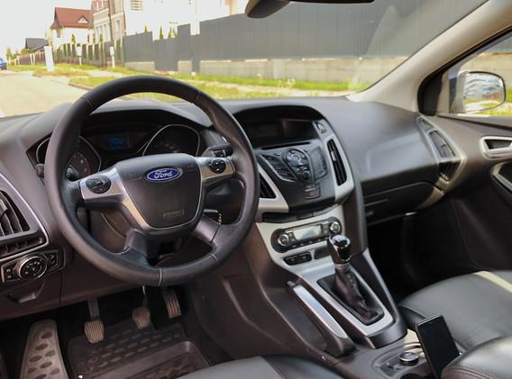 Ford Focus Blue