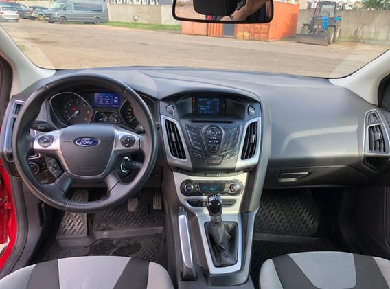 Ford Focus 2013 г 1.6 МКПП