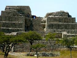 Mayan Temple-Mexico