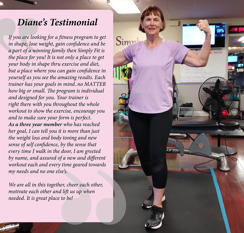 personal trainer, derry, nh