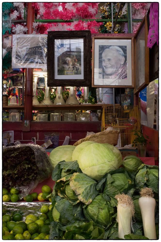 market place, San Miguel