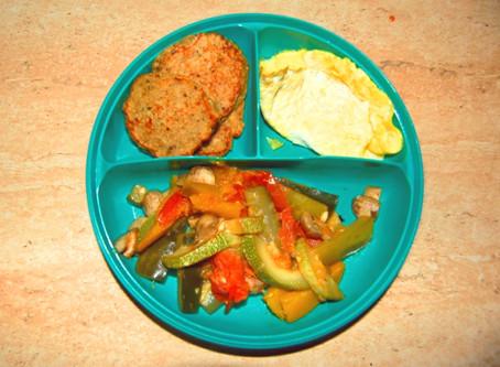 ¿Cómo formar un plato saludable?