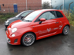 red-abarth