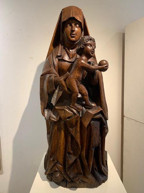 Saint Anne and Christ Child