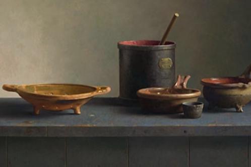 Still Life - Henk Helmantel (born 1945)