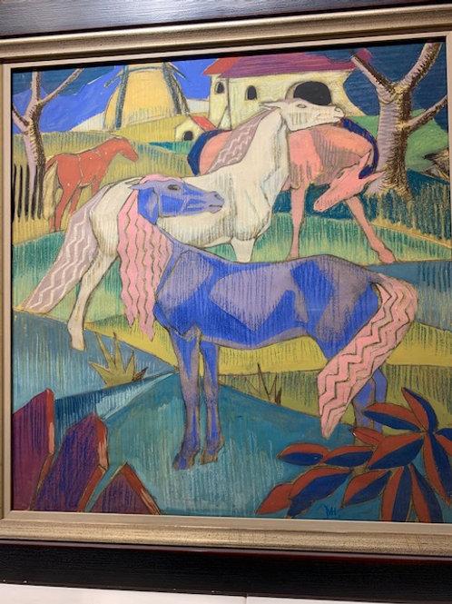 Horses - Jemmy van Hoboken