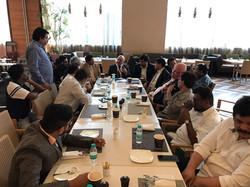 Interaxn with Kannada film industry