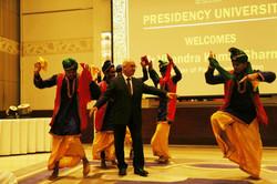 British MP Virendra Sharma dancing