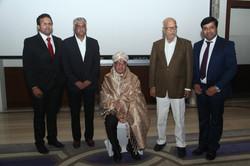 Honoured by Presidency University