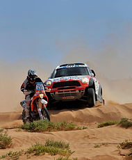 garage maroc | entrainement preparation rallye raid