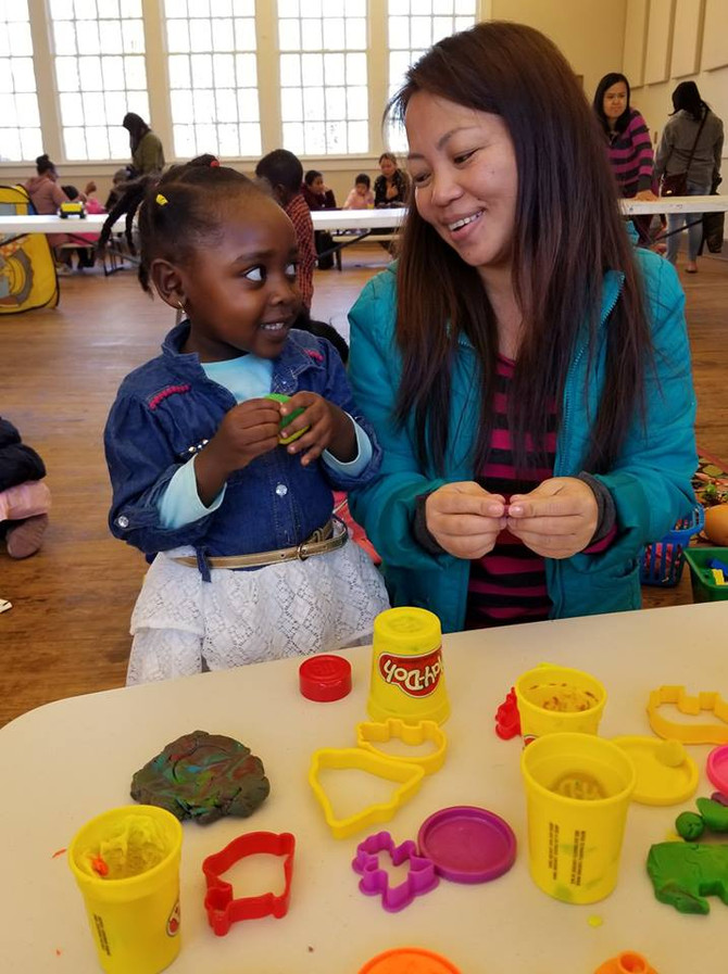 Early Childhood Development/Family Literacy Teacher Opening!