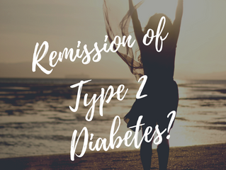 Remission of Type 2 Diabetes?