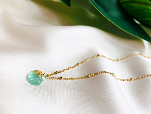 """Little Seatreasure"" Pearl-Necklace"