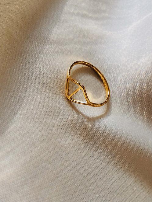 """""""Rūna"""" Ring"""