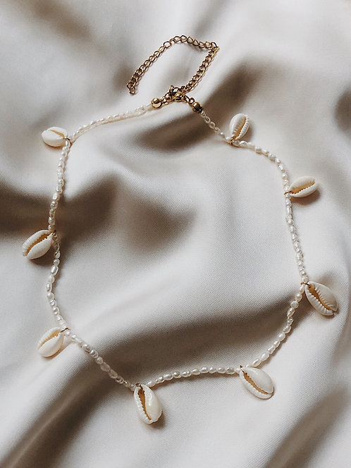 """Kaui"" Seapearl Necklace"