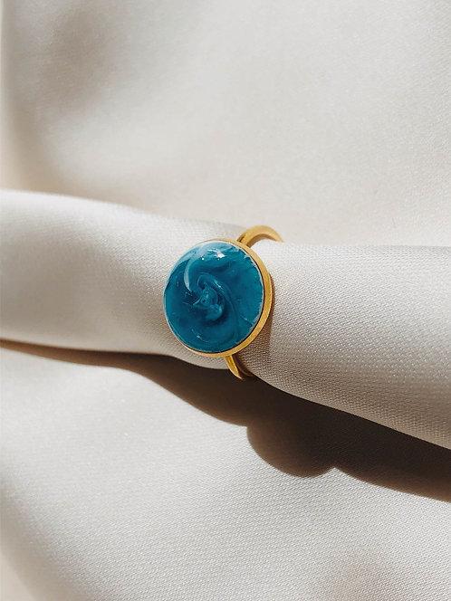 """Oceanshades"" Ring"