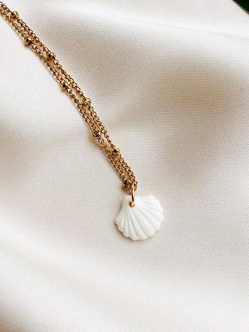 """""""Little Sea Treasure"""" Pearl-Necklace"""