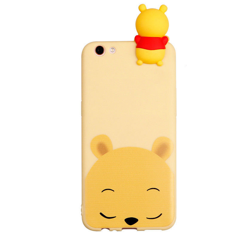 finest selection 27fd7 6317d SQUISHY Pooh Bear Phone Case
