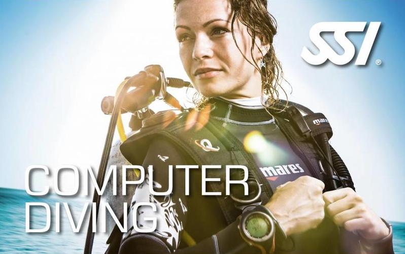Spécialité ordinateur de plongée