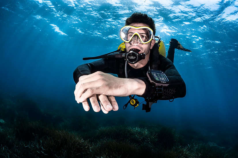 Upgrade Scuba Diver vers Open Water