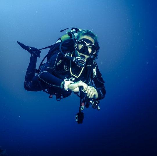 PA20 (plongeur autonome à 20m)
