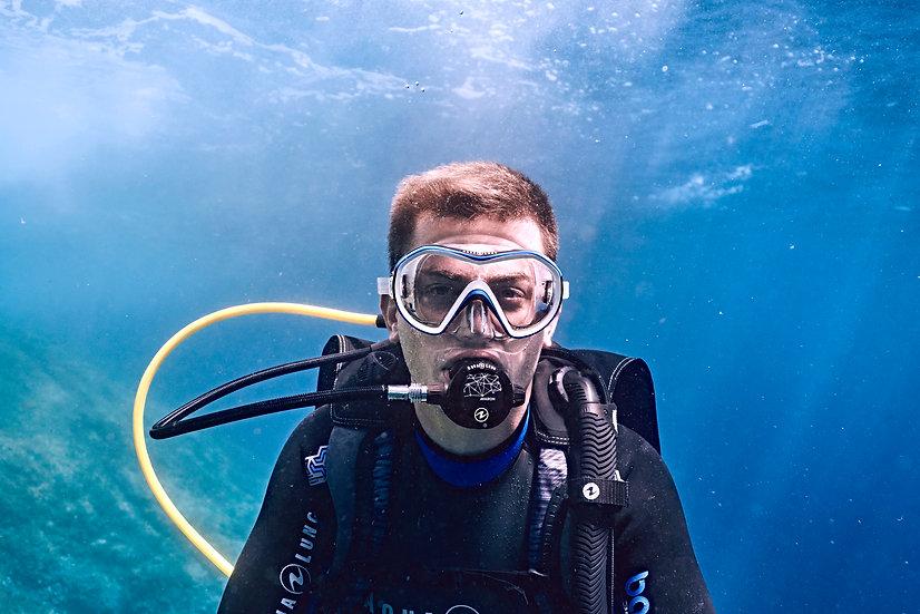 Niveau 1 - Open Water Diver