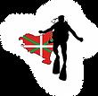Logo GUREKIN centre de plongée sainn jean de luz