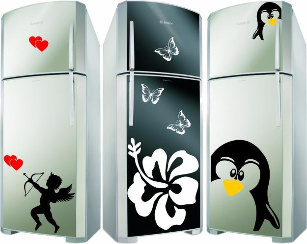Adesivos para geladeira