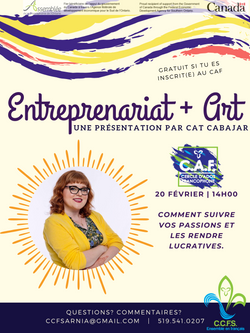 Cat and Entreprenariat